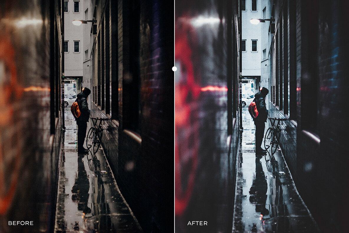 Dreamy Pastel Urban Lightroom Presets