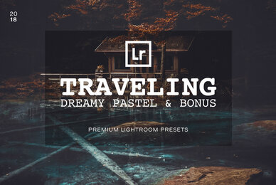 Dreamy Pastel Travel Lightroom Presets