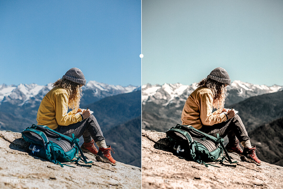 Dreamy Pastel Travel Lightroom Presets