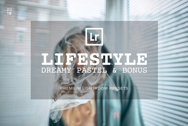 Dreamy Pastel Lifestyle Lightroom Presets