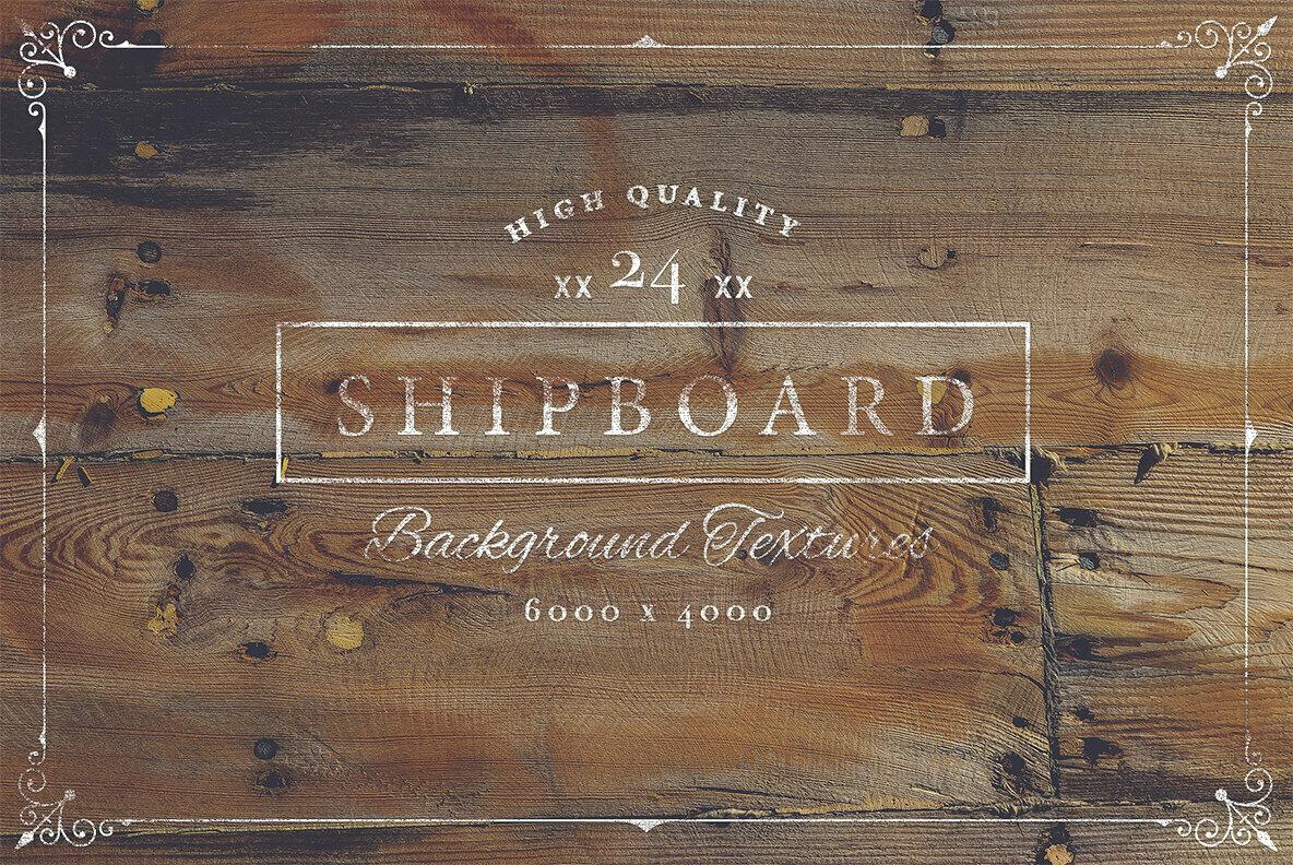 24 Shipboard Background Textures