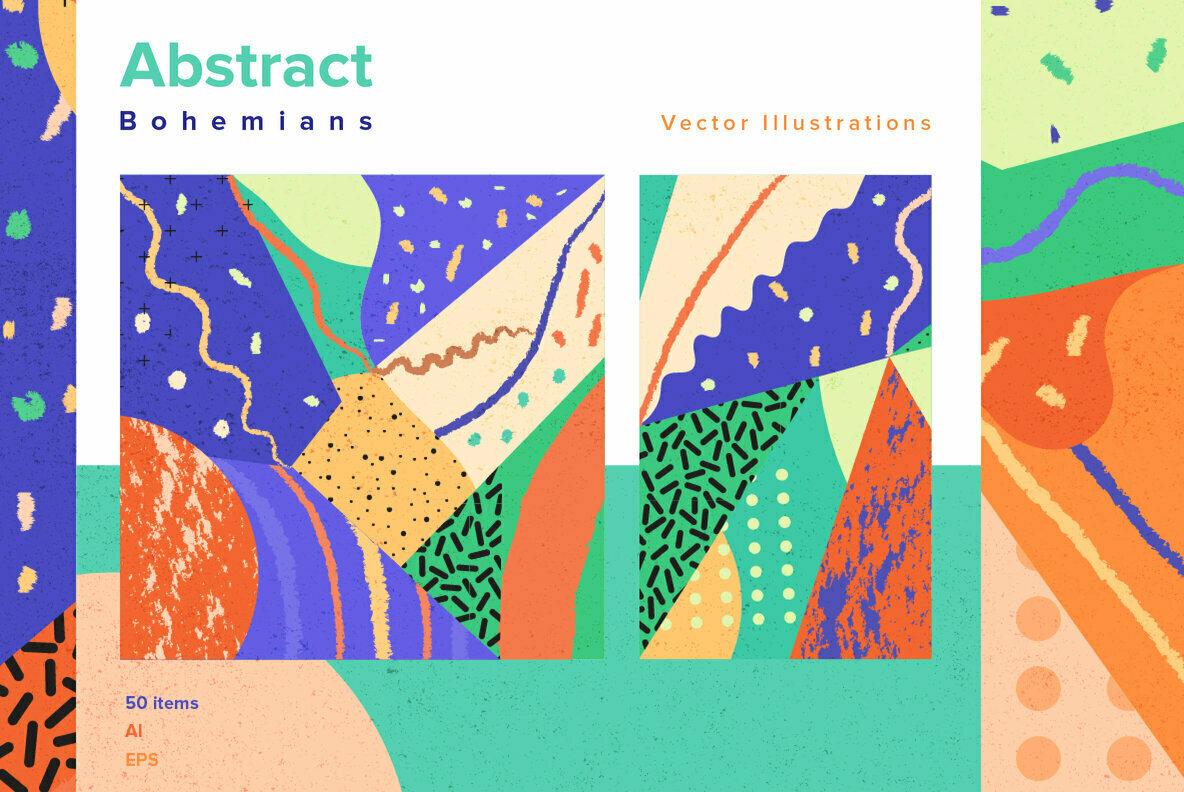 Abstract Bohemians