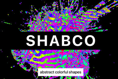 Shabco   Abstract Colorful Shapes