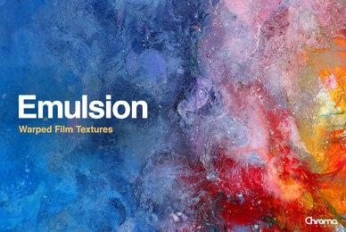 Emulsion   Warped Film Textures