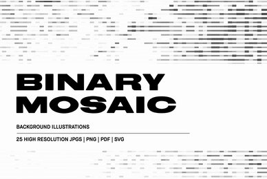 Binary Mosaic