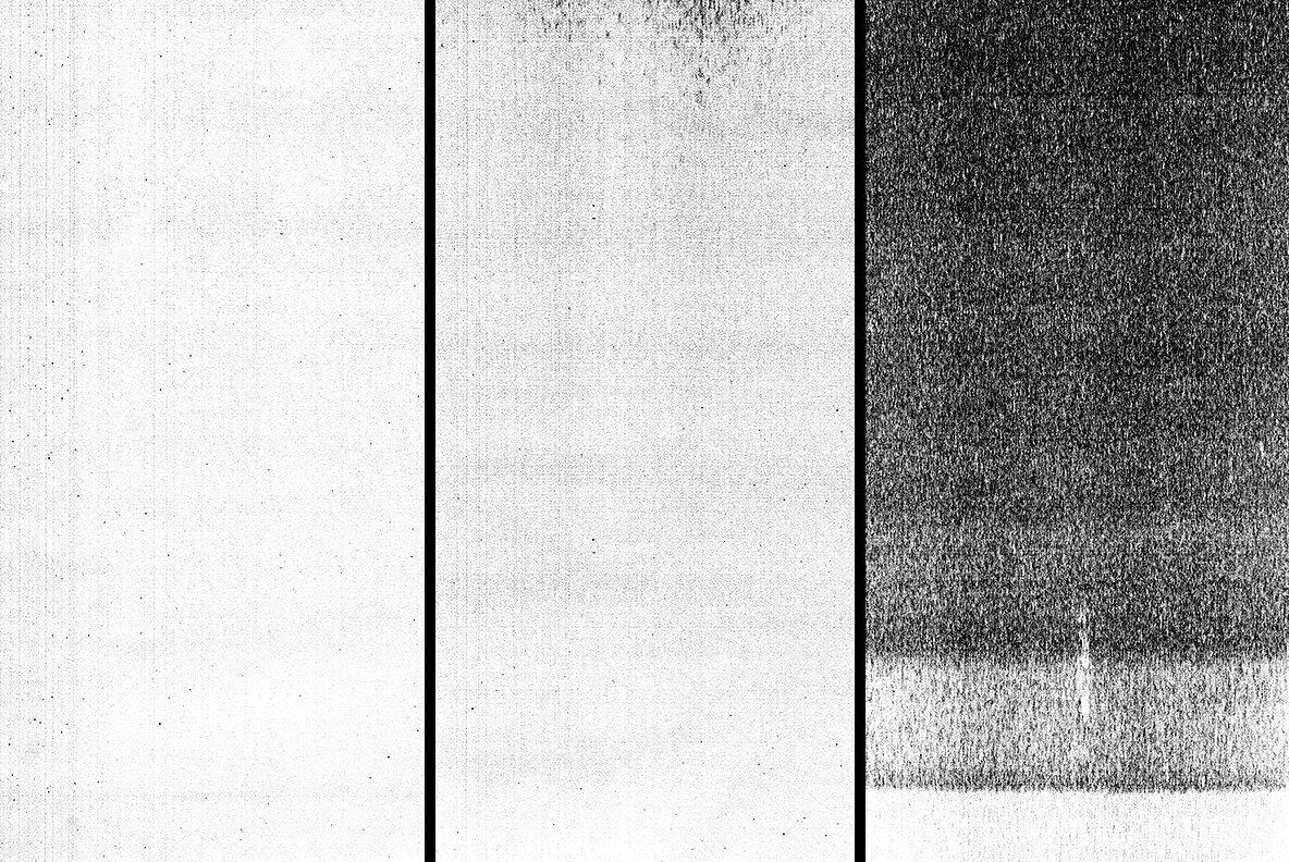 Photocopy Noise Texture Pack