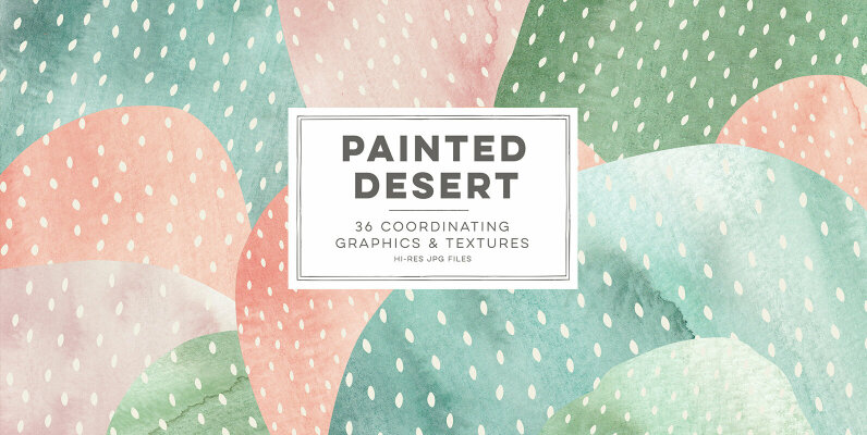 Painted Desert Graphics   Textures