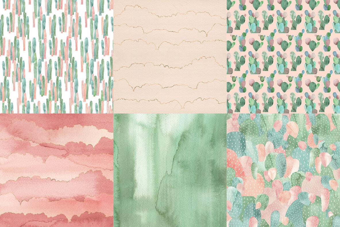Painted Desert Graphics   Textures