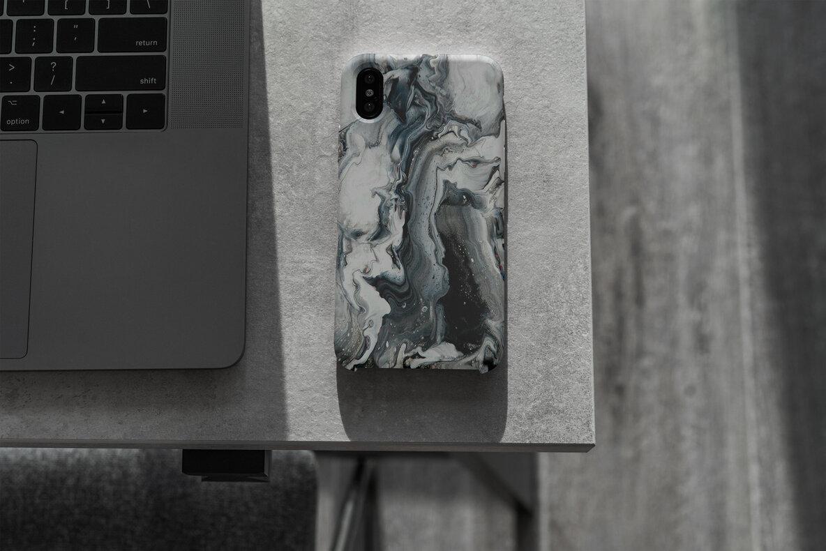 iPhone X Case Mock Ups
