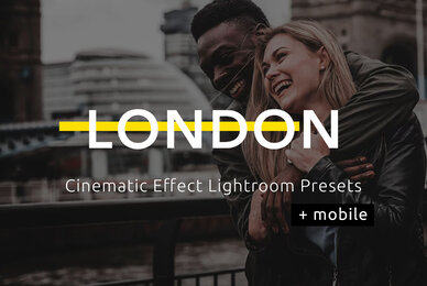 Cinematic Effect Lightroom Presets