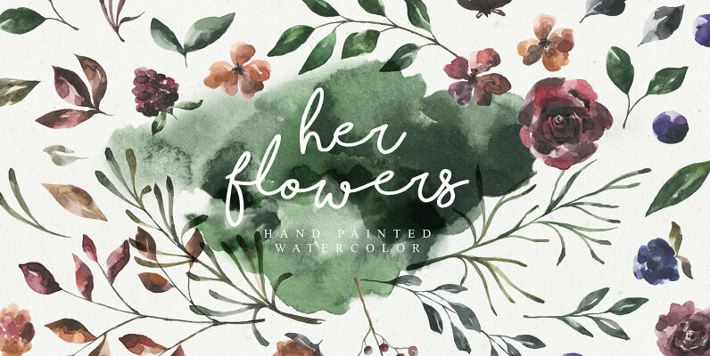 Her Flowers Collection