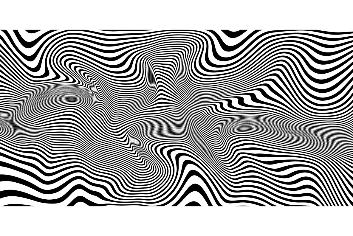 Psychedelic Wave Backgrounds
