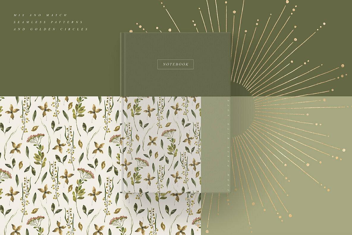Herbarium Watercolor Collection
