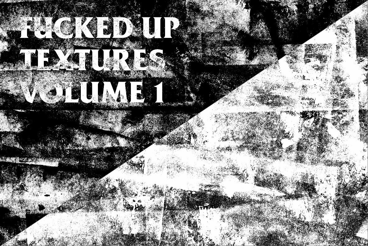F cked Up Textures Vol 1
