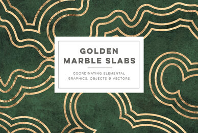 Golden Marble Slabs