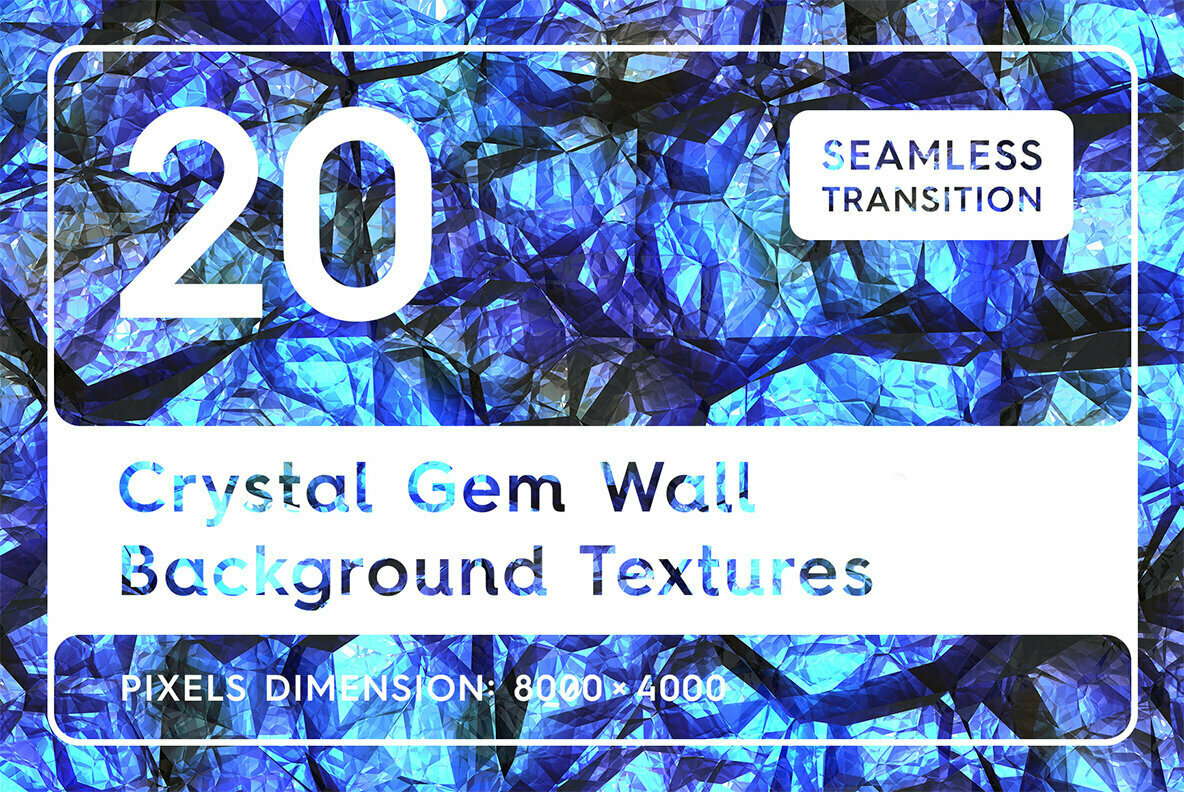 20 Crystal Gem Wall Backgrounds