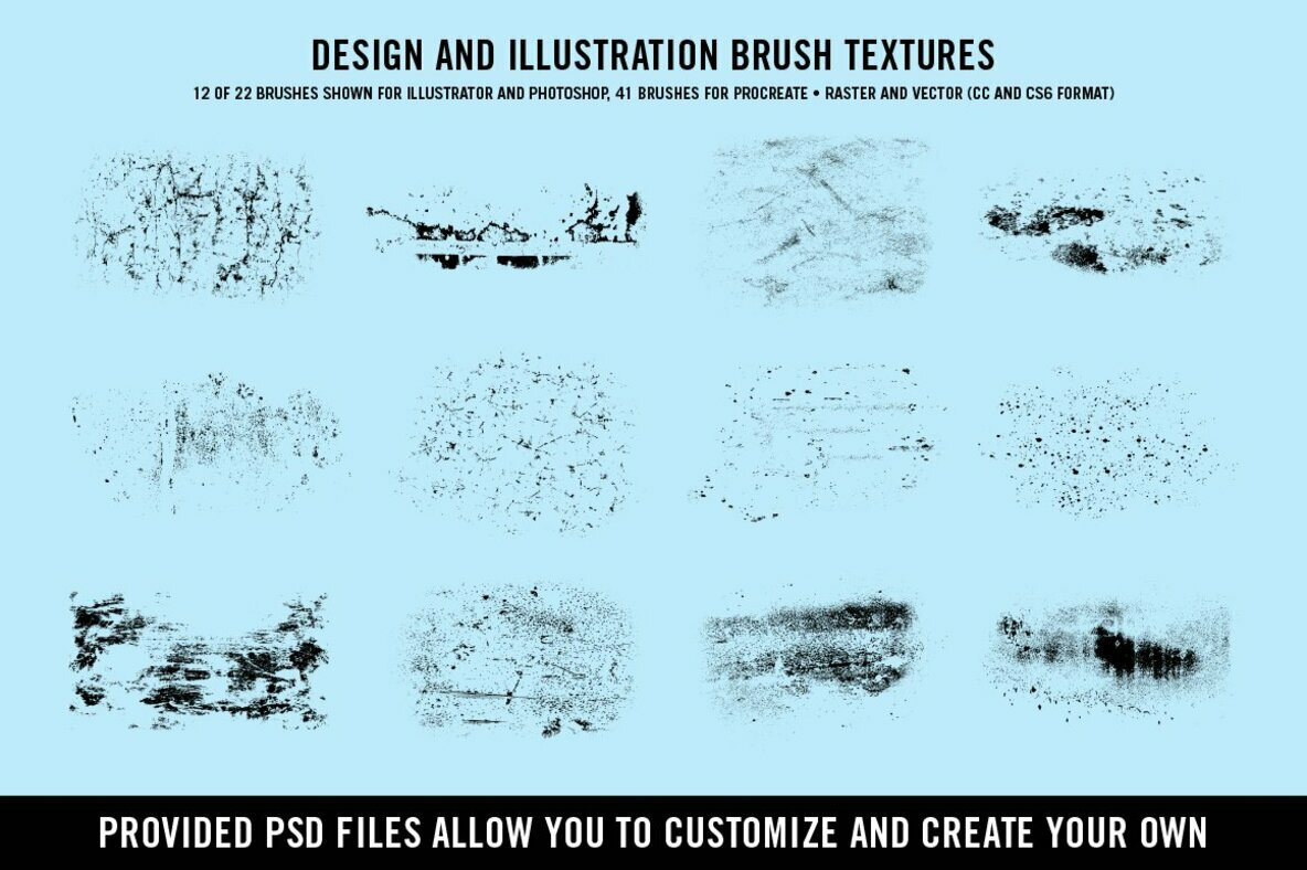 Doggone Design   Illustration Textures for Illustration