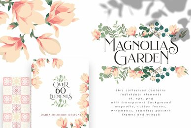 Magnolias Garden Collection