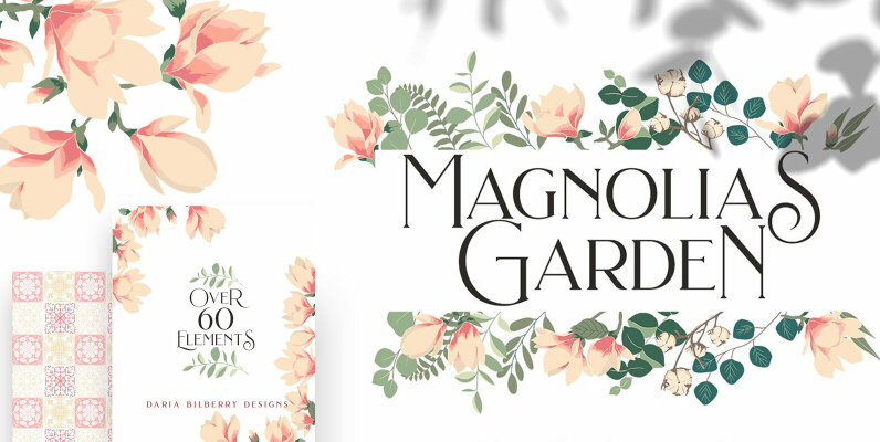 Magnolias Garden Collection