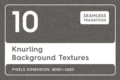 10 Knurling Background Textures