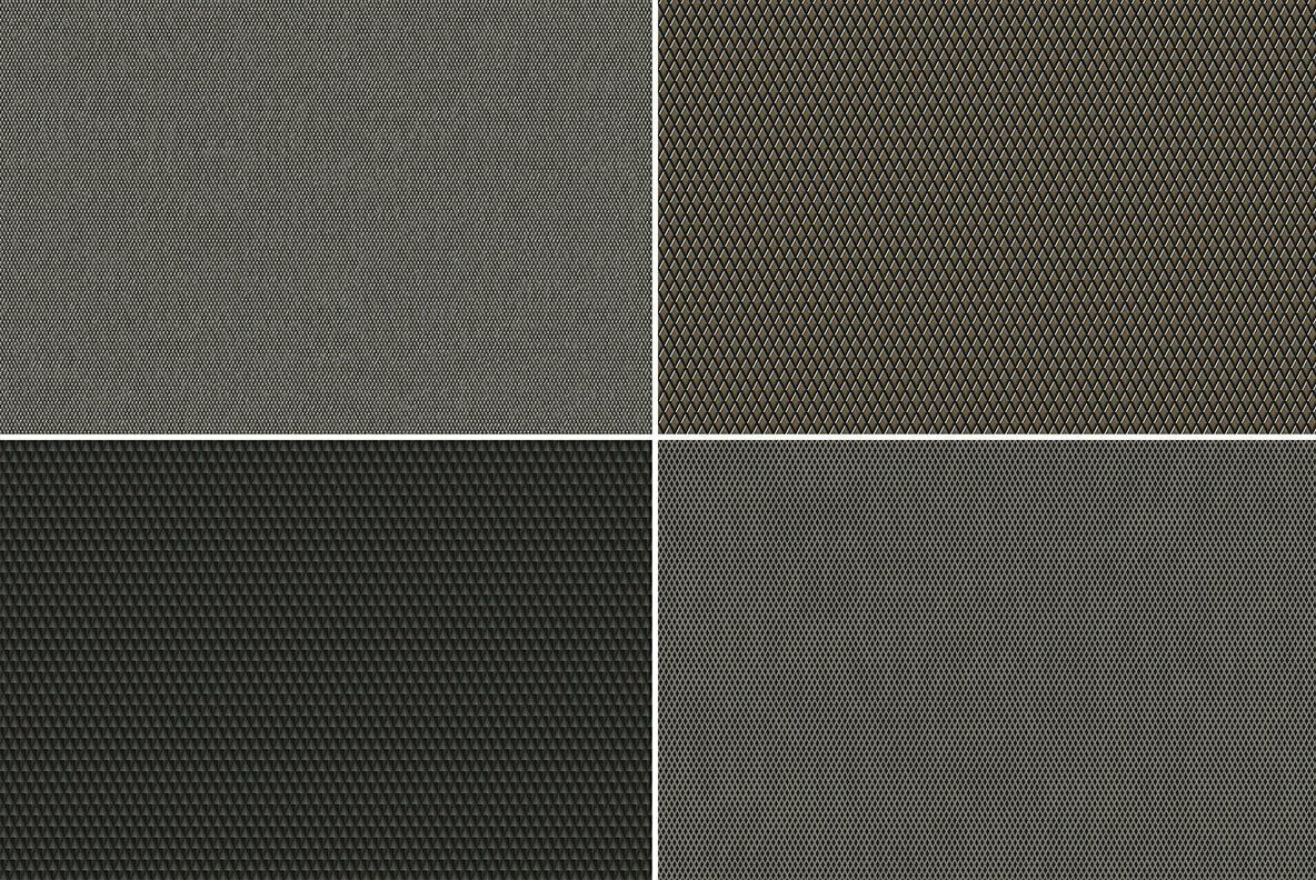 10 Knurling Background Textures