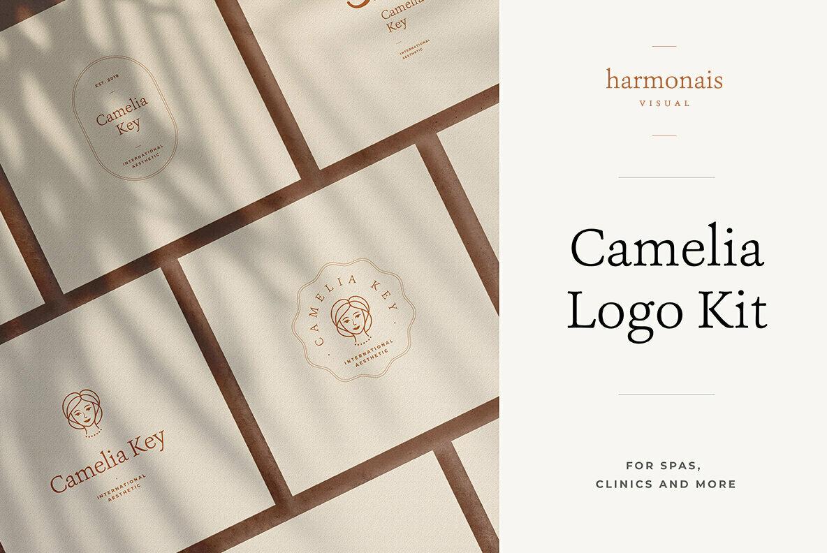 Camelia Logo Kit