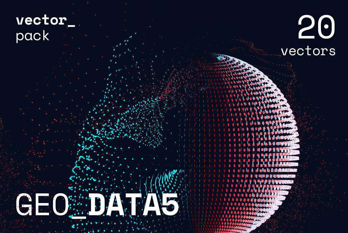 GEO DATA5 Vector Pack