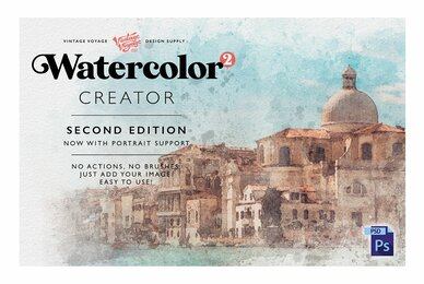 Watercolor Creator 2