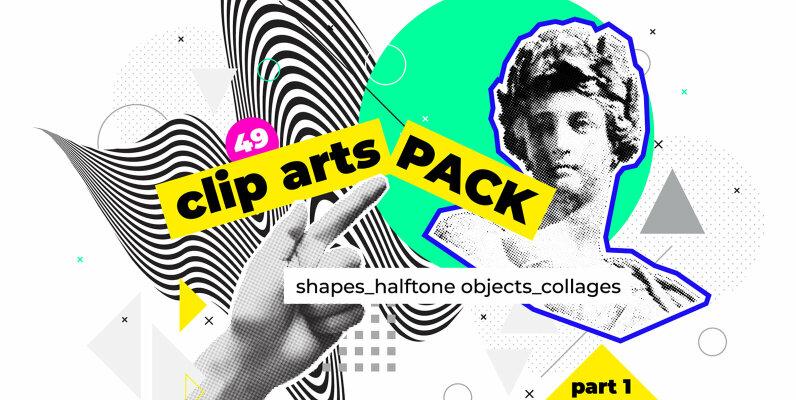 Clip Arts Pack   Part 1
