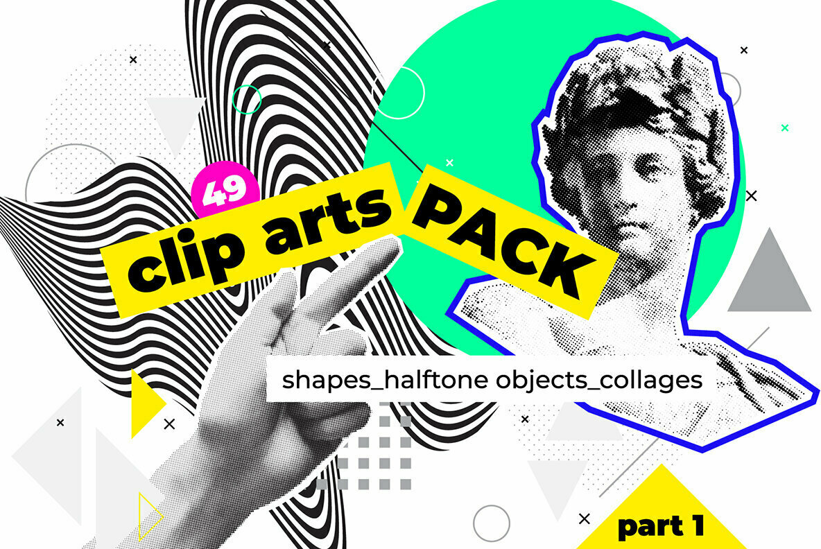 Clip Arts Pack   Part 1