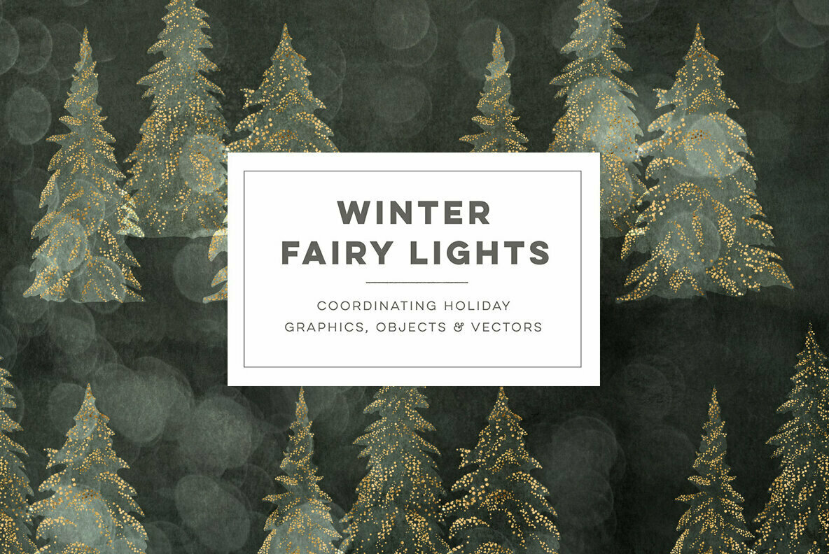 Winter Fairy Lights Collection