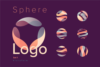 Sphere Logo Set 1