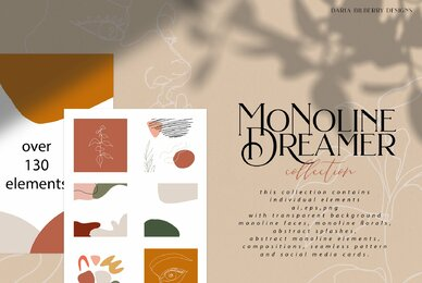 Monoline Dreamer Collection