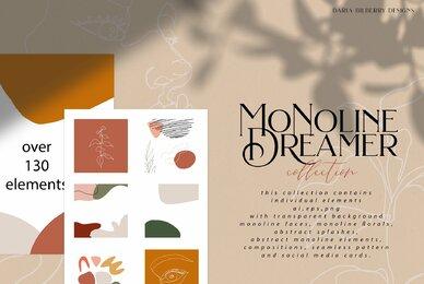 Monoline Dreamer Collection