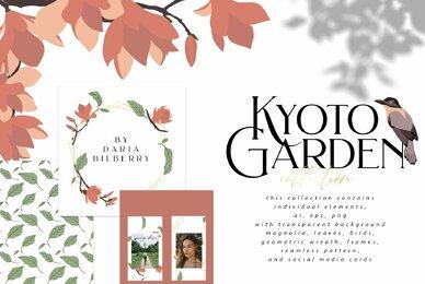 Kyoto Garden Collection