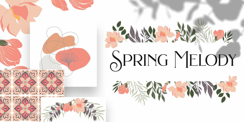 Spring Melody Collection