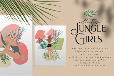 Jungle Girls Collection