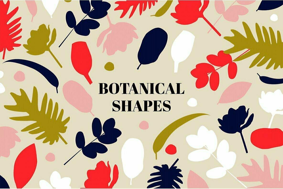 Botanical Shapes