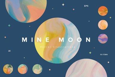 Mine Moon