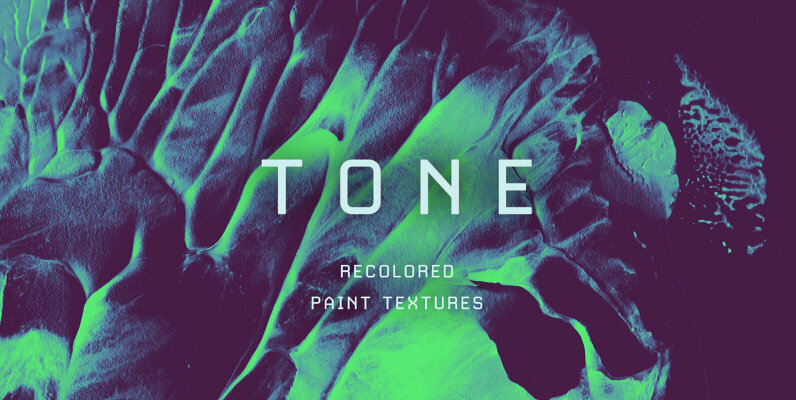 Tone – Recolored Paint Textures