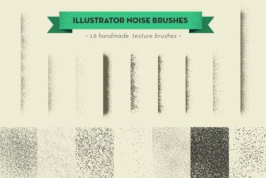 Handmade Texture Vector Brushes