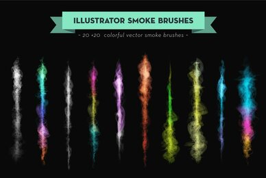 Smoke Vector Brushes
