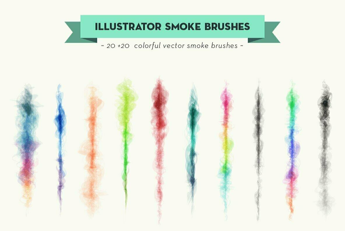 Smoke Vector Brushes