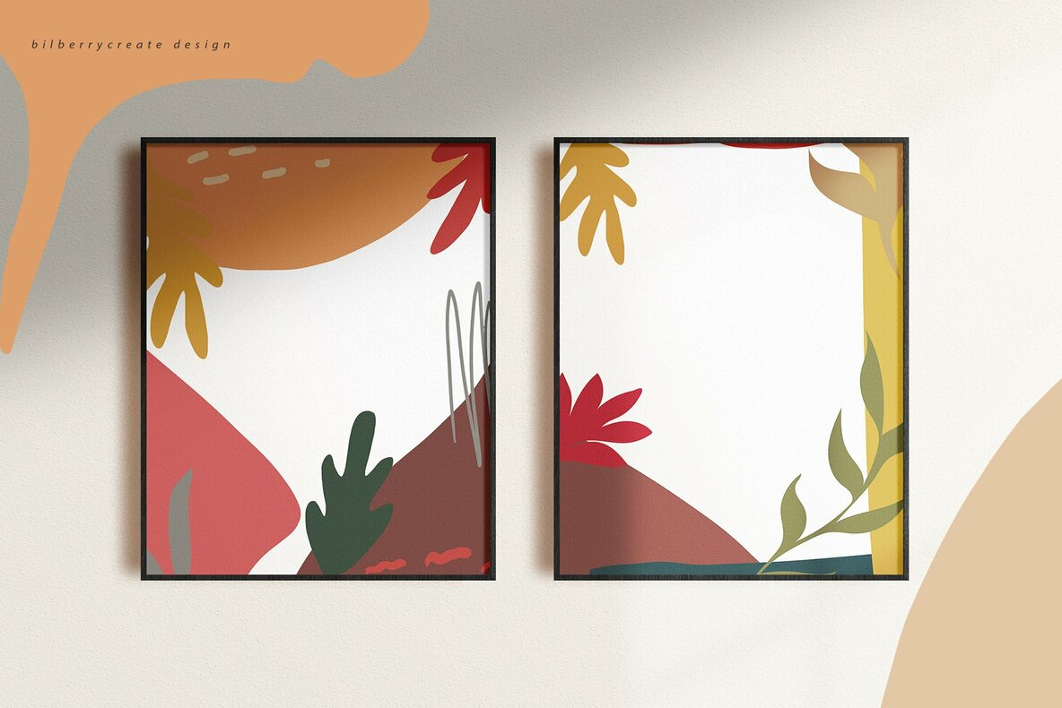 Autumn Colored Collection