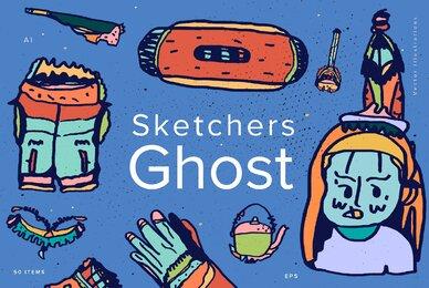Sketchers Ghost