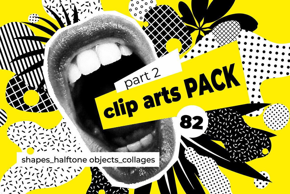 Clip Arts Pack   Part 2