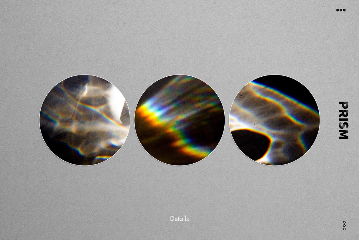 PRISM   60 Analog Light Leaks   Bokehs