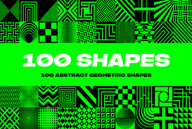 100 Shapes