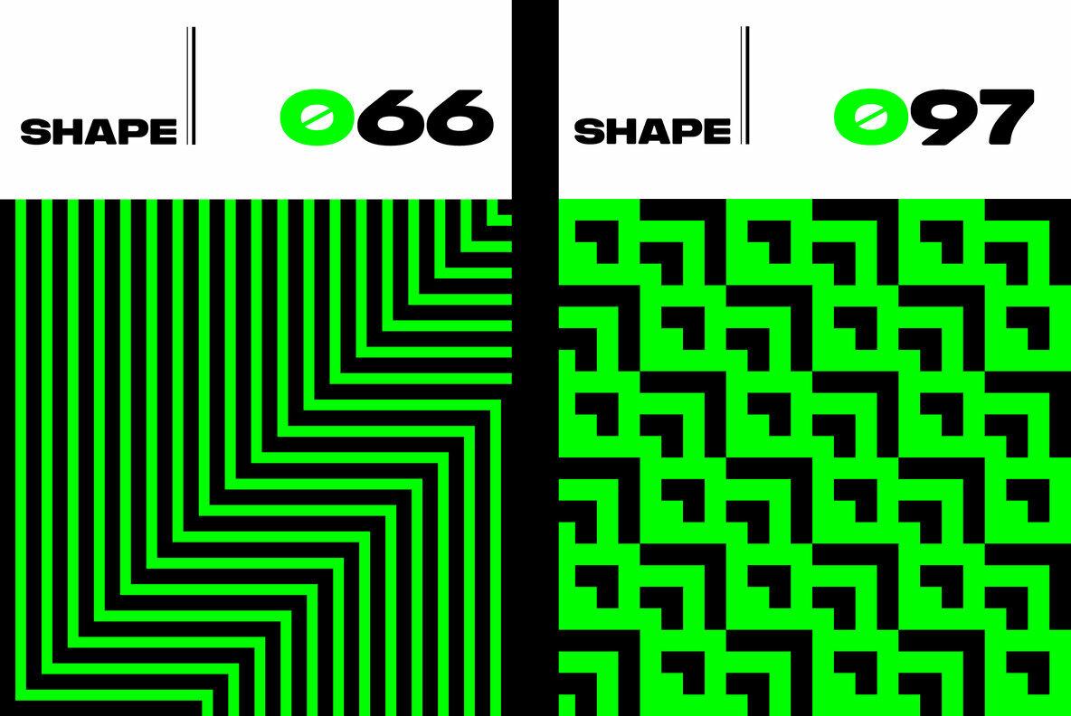 100 Shapes