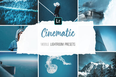 Cinematic   Mobile Lightroom Presets